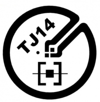 TJ14 Button